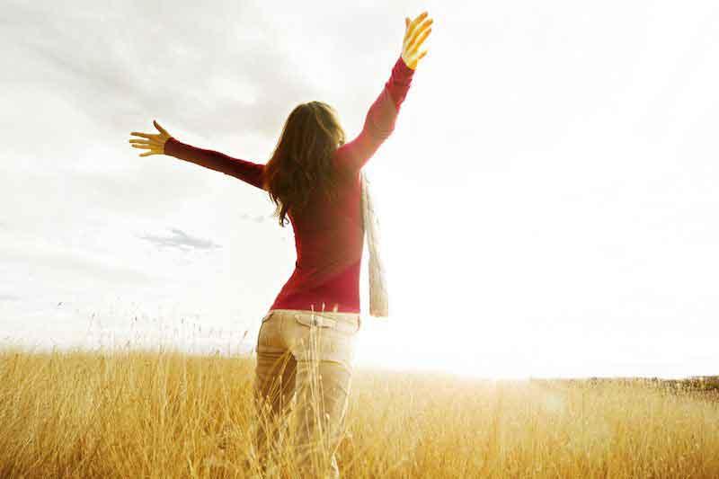 Fericirea - o stare naturala de bine