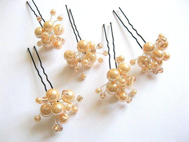 Handmade ac mireasa, accesoriu nunta, perle sticla 26815