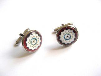 Motive traditionale populare butoni camasa barbati 27379