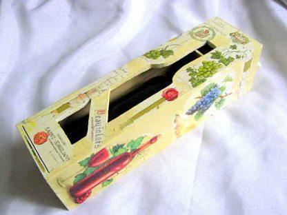 Cutie cadou, cutie din lemn pentru sticla de vin 28902