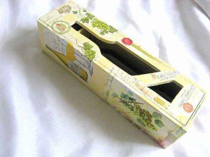 Cutie cadou, cutie din lemn pentru sticla de vin 28902 poza a 2a