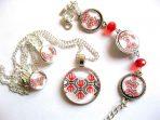Set bijuterii model etnofolcloric, bijuterii cadou femei 29484