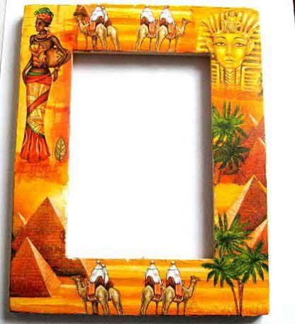 Rama Egipt, rama foto cu oameni pe camile, piramide si faraoni 16296