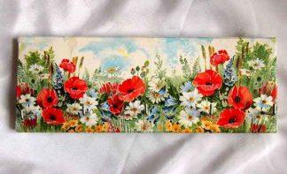 Cuier cu flori de camp, cuier chei, bijuterii sau alte lucruri 31973