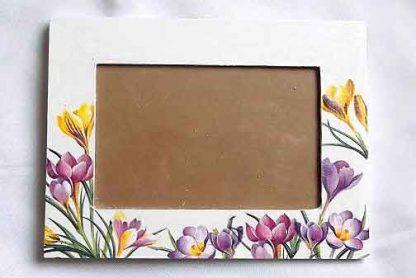 Rama foto cu model floral familie sau peisaj, rama foto lemn 32139
