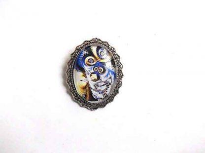 Brosa arta abstracta, bijuterie elemente decorative abstracte 33149