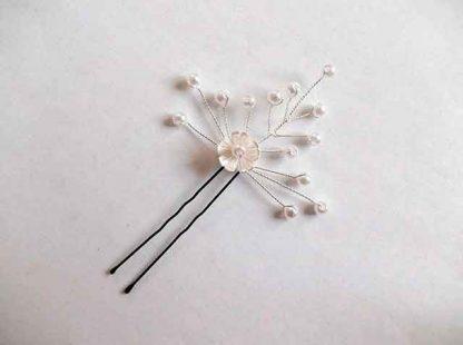 Ac mireasa perle artificiale, accesoriu nunta 35155