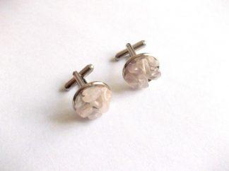 Butoni cuart roz, butoni camasa barbati 39113