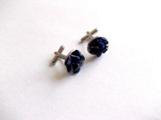 Butoni lapis lazuli, butoni camasa barbati pietre violet 39109