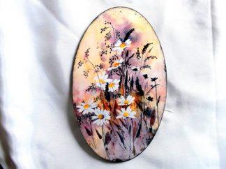 Tablou cu peisaj tomnatic, tablou pe lemn 39502